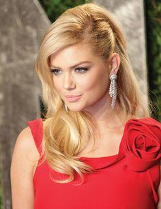 Os cabelos das celebridades que passaram pelo tapete vermelho em 2012 para você copiar e arrasar.
