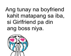 Funny love quotes for him tagalog. Tagalog Love Quotes, Qoutes About Love, Love Quotes For Her, Quotes For Him, Be Yourself Quotes, Flirting Humor, Flirting Quotes, Dating Quotes, Emo