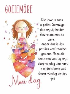 Lekker Dag, Evening Greetings, Afrikaanse Quotes, Goeie Nag, Goeie More, Christian Messages, Good Night Quotes, Good Morning Wishes, Prayer Quotes