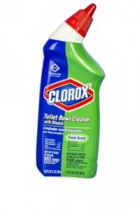 Save 50¢ on Clorox manual toilet bowl cleaner!