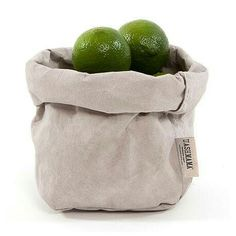 Uashmama / Paper bag grey small
