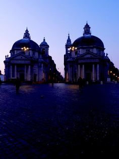 Piazza del Popolo at Sunrise - Quintessential Rome   What You Can't Miss in the Eternal City