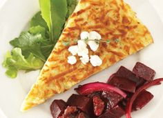 Recipe: Crispy Potato Rösti with Warm Goat Cheese | PCC Natural Markets