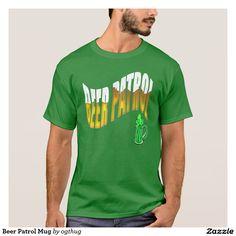 Beer Patrol Mug T-Shirt
