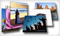 """Groupon - 11""""x14"""" or 16""""x20"""" Metal Print from Picture It On Canvas (Up to 68% Off) in Online Deal. Groupon deal price: $39.0.00"""