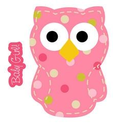 Girl Owl Baby Shower Ideas