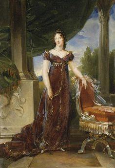 1800 - Wilhelmine de Sagan, princesse de Rohan by François Pascal Simon, baron Gérard