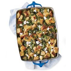 Heidi Swanson, who blogs about healthy food on her excellent website 101 Cookbooks, shares this lightened bread pudding in her cookbook, Super Natural...