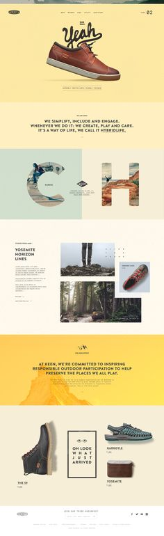 Keen Footwear - AD 2 by ToyFight