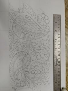 Wallpaper Backgrounds, Wallpapers, Border Pattern, Hindu Deities, Hand Embroidery Designs, D1, Designs To Draw, Pencil Drawings, Blouse Designs
