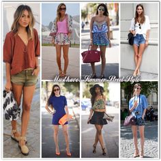 Must have!  summer Street Style with Glamour Icons   Like and comment on our Facebook page!   REF: #Popsugar #Outfits #Styling #Inspiration  Glamouricons1.wordpress.com