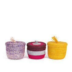 Small Treasure Baskets