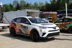 044ONeil Rally School New England Forest Rally Toyota Rav4