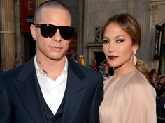 J.Lo & Casper: Handsome Escort