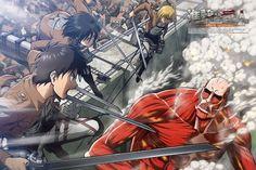 Attack on Titan l Shingeki no Kyojin