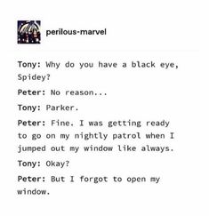 I did something like that I was trying to walk out the room but forgot that there is a door Funny Marvel Memes, Dc Memes, Marvel Jokes, Avengers Memes, Stupid Funny Memes, Funny Relatable Memes, The Avengers, Hilarious, Marvel 3