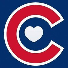 Love my Cubs Chicago Cubs Baseball, Chicago Blackhawks, Chicago Cubs Logo, Espn Baseball, Baseball Signs, Baseball Bats, Cubs Wallpaper, Illini Basketball, Cubs Tattoo