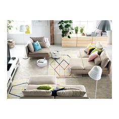 IKEA PS 2014 Tapis tissé à plat, fait main multicolore multicolore