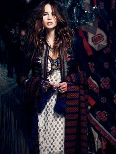 Gypsy Luster love free people