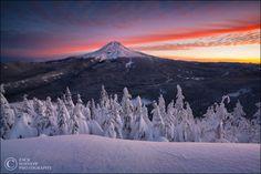 Mount Hood Sunrise