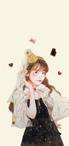"""8월의 프리지아 on Twitter: """"그날엔 공개 사진 + 배경화면 경동제약 글씨 지웠습니당!♡!… """" Kpop, Korean Actresses, Little Sisters, Social Platform, Korean Girl, My Idol, Art Drawings, Fan Art, Wallpaper"""