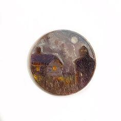 Us Coin Original Oil Painting Bigfoot On Mercari