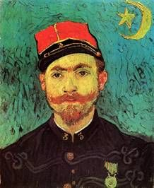 The Lover and The Poet in Van Gogh's Bedroom. Vincent hung two paintings in his bedroom. What do they tell us about him?