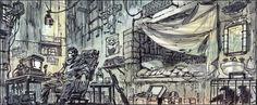 Fallout Concept Art, Fallout Art, Cyberpunk Art, Art Pictures, Art Pics, Game Art, Sci Fi, Sketches, Drawings