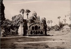 Brass ratha of Kenduli in its better days