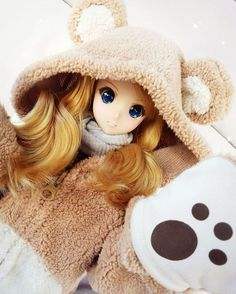 Smart Doll Kizuna Yumeno by recent_obsession (Girl B3AR)