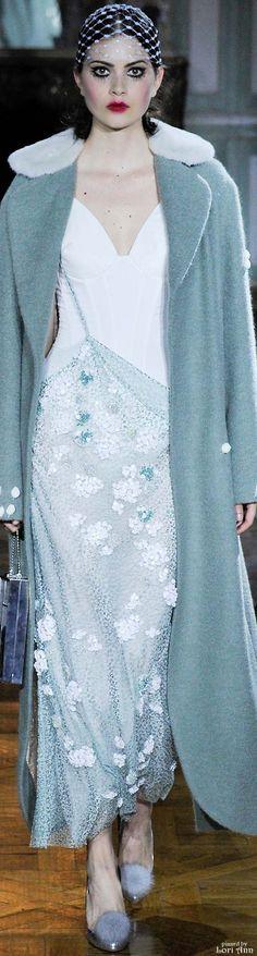 Ulyana Sergeenko Couture Fall 2015