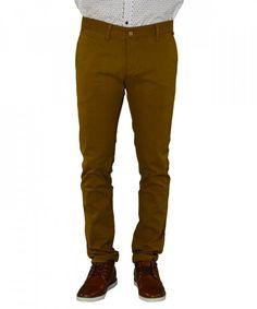 Ανδρικό παντελόνι υφασμάτινο μονόχρωμο κάμελ Ben Tailor 0012017C #ανδρικάπαντελόνια #υφασμάτινα #μόδα #ρούχα #στυλ #χρώματα Khaki Pants, Fashion, Camel, Moda, Khakis, Fashion Styles, Fashion Illustrations, Trousers