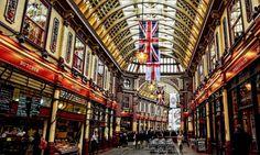 Leadenhall Market, à Londres