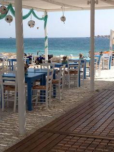 Plaka Beach, Naxos island, Greece please take me back! Greece Vacation, Greece Travel, Greece Honeymoon, Beautiful Islands, Beautiful Places, Places To Travel, Places To Go, Naxos Greece, Greek Isles