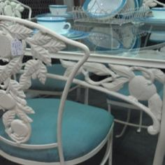 1328 Best Vintage Wrought Iron Patio Furniture Images In