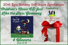 New Age Mama: Children's Music CD Just Like the Stars #Giveaway