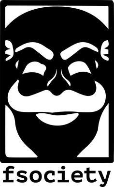 F-Society Mr Robot fsociety | Sticker