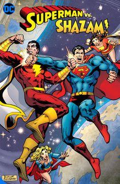 Captain Marvel Shazam, Original Captain Marvel, Hq Marvel, Comic Book Covers, Comic Book Heroes, Comic Books Art, Comic Art, Book Art, Dc Comics Superheroes