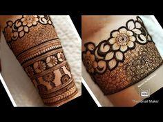 #hennafootdesigns #hennalookbook Dulhan Mehndi Design 2021|| Step By Step Bridal Henna Designs|| Easy Dulhan Mehndi Designs|| Floral Henna Designs, New Bridal Mehndi Designs, Henna Designs Easy, Mehndi Designs For Fingers, Dulhan Mehndi Designs, Mehendi, Traditional Mehndi Designs, Henna Patterns, Tattoos
