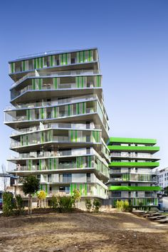 Architizer - Très Chic, Non? Contemporary Buildings That Are Redefining Paris' Historic Cityscape