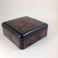 Lovely Japanese Lacquerware Box