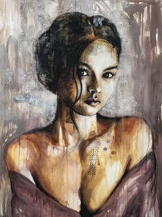 BENEDIKTE MARIE — Works Art Fair Create Image, Art Fair, Beautiful Paintings, It Works, History, Creative, Face, Artist, Instagram