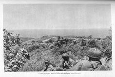 Gebirgsjaeger and Fj in Crete 1941 - pin by Paolo Marzioli