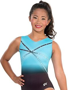 GK Glitz & Glam Gymnastics Leotard -- Awesome products selected by Anna Churchill