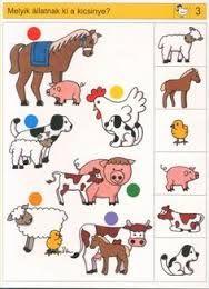 Výsledek obrázku pro logico primo Educational Activities, Toddler Activities, Preschool Activities, Free Preschool, Preschool Worksheets, Early Learning, Kids Learning, Community Helpers Preschool, Animal Puzzle