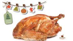 Como assar frango, Chester e o peru de Natal