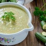 Easy peasy vegan courgettesoep met kokosmelk | Eat.Pure.Love