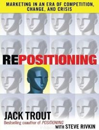 List of the Best Marketing Books Ever - Repositioning by Jack Trout