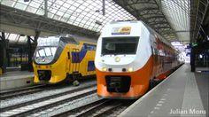 Nederlandse Treinen 2 - Kids-Tube.nl