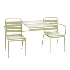 for the small balcony Tiny Balcony, Home Living, Clever, Bench, Outdoor Furniture, Retro, Table, Ideas, Home Decor